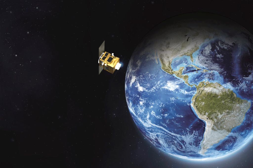 imagerie satellite