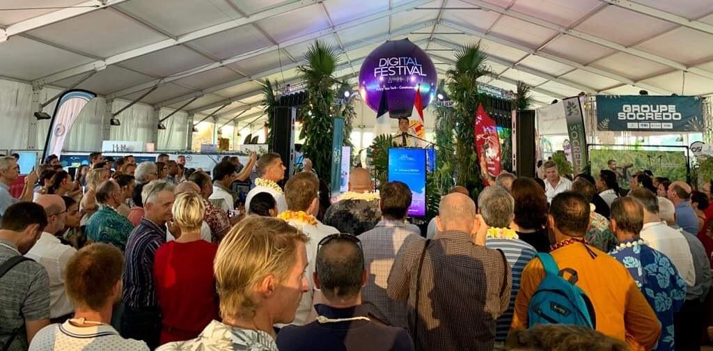 ouverture digital festival