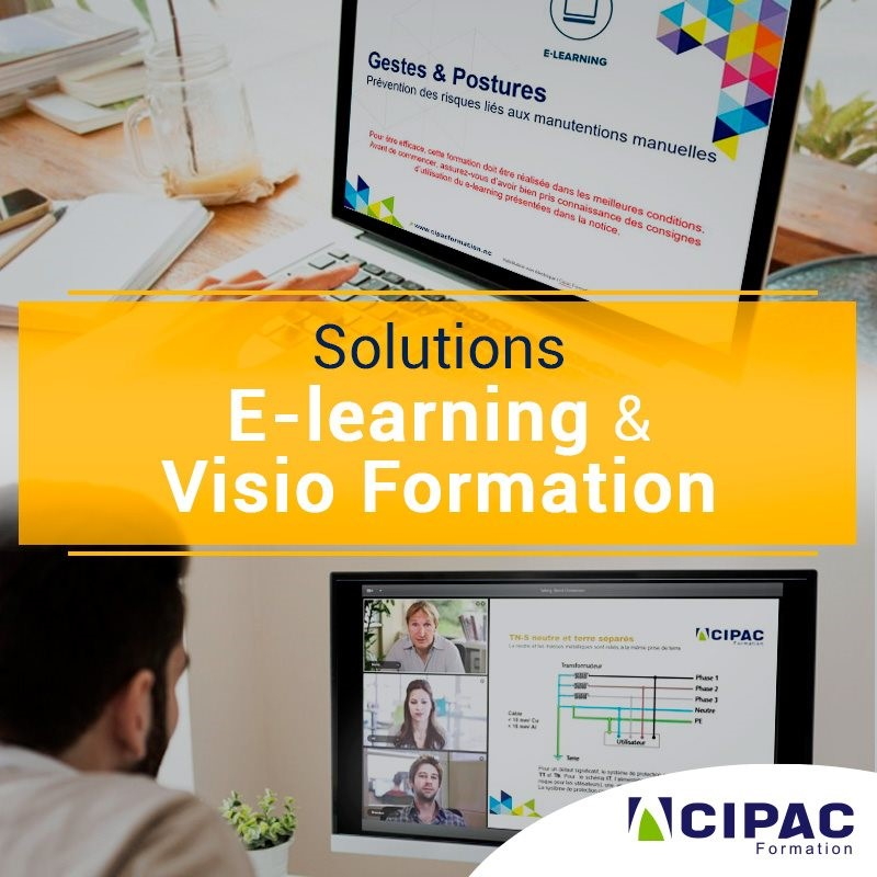 e-learning formation